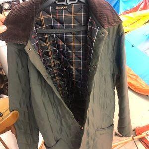 Barbour eskdale quilted jacket